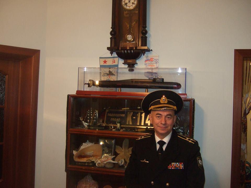 Chief Engineer, Nikolay Teplyakov