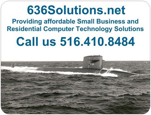 636 Solution's logo
