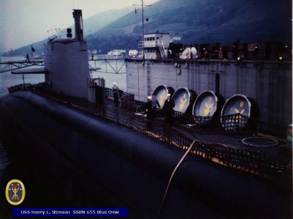 USS Henry L. Stimson, SSBN 655