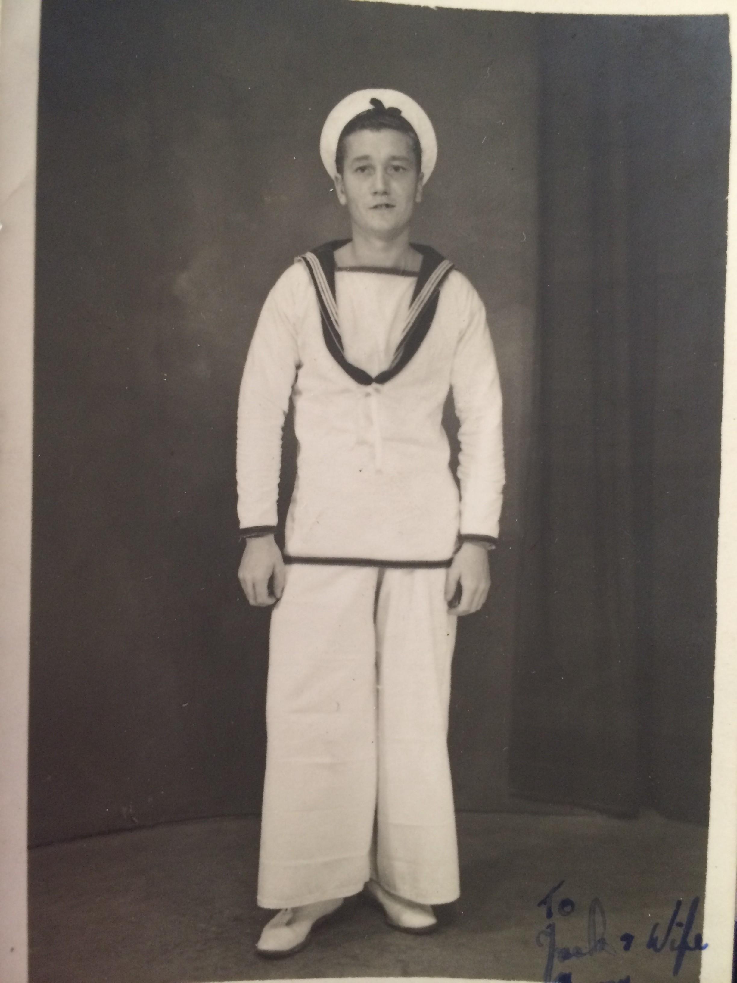Steve's grandad John.