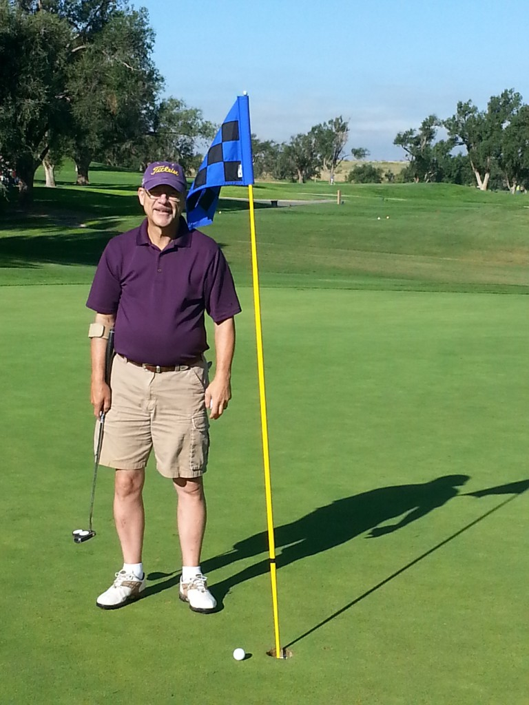 Near Hole-In-One 140910