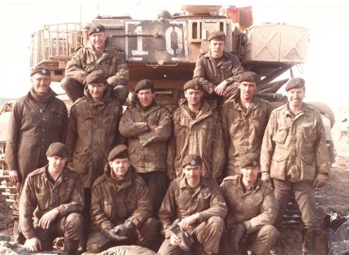 Troop Huntsman