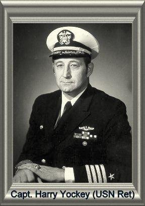 Captain Harry Yockey