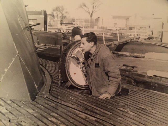 Michael Goldstein age 14...