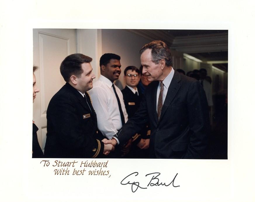 Pres Bush 1991001